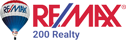 RE/MAX 200 Realty Property Management Division Logo